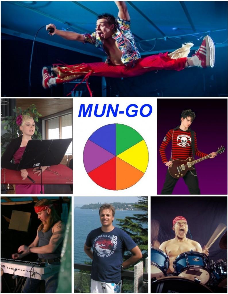 MUN-GO Bändi pystykuva